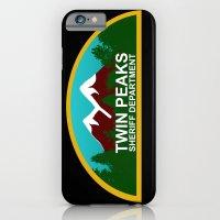 Twin Peaks: Twin Peaks Sheriff's Department iPhone 6 Slim Case