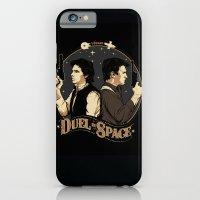 Duel in Space iPhone 6 Slim Case