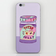 Totally Jealous iPhone & iPod Skin
