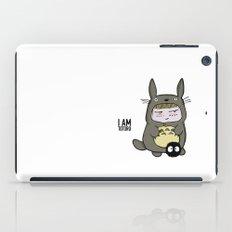 I am Totoro iPad Case