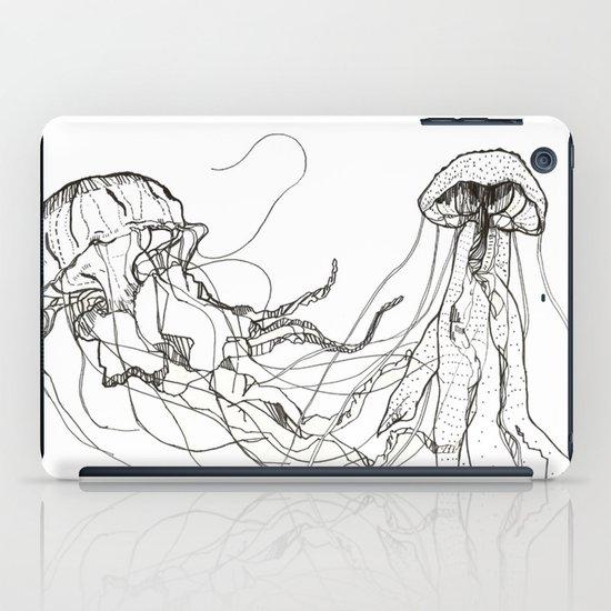 Jellyfishes iPad Case