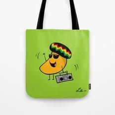 Jamaican Mango Tote Bag