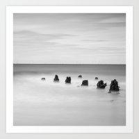 Wind and the Sea Art Print
