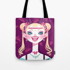 Bitch Please: Sailor Moon Tote Bag