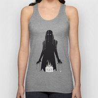 Carrie (Red Collection) Unisex Tank Top