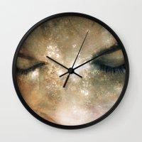 Lucid Dream #3 Wall Clock