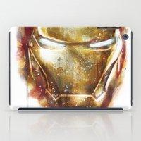 Iron Man iPad Case