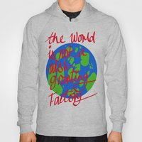 the world is not a wish granting Hoody