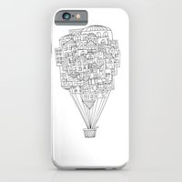 iPhone & iPod Case featuring REOCCURRING DREAMS (A) by Lauren Little