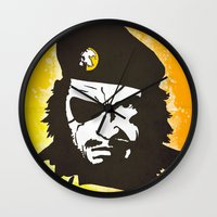 Call Me Big Boss Wall Clock