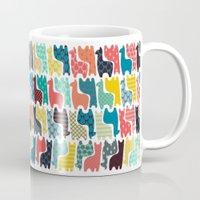 Baby Llamas Mug