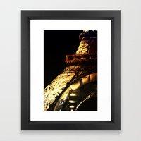 Paris Lights 2 Framed Art Print