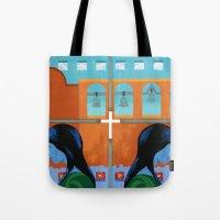 Benediction Tote Bag