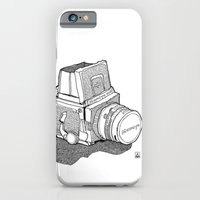 iPhone & iPod Case featuring Mamiya by Abel Fdez