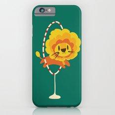 Lion Hopped Through A Lo… iPhone 6 Slim Case
