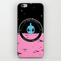 I'm tired of Earth. Tired of humans. iPhone & iPod Skin
