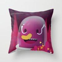 Inter Something Unimport… Throw Pillow