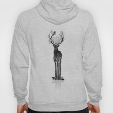 The black deer Hoody