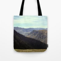Top of the gondola Tote Bag