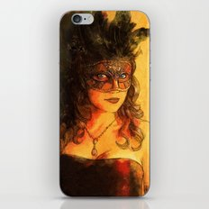 Masked iPhone & iPod Skin