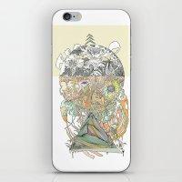///hue fuse/// iPhone & iPod Skin