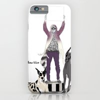 iPhone & iPod Case featuring Silencio by Mexican Zebra
