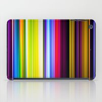 Light Beams iPad Case