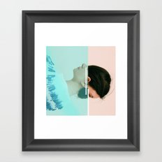 Dollhouse Framed Art Print