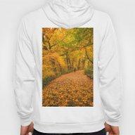 New York City Autumn Dus… Hoody