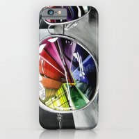 iPhone & iPod Case featuring Psychedelic Sunglasses        by Trisha Thompson Adams
