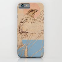 Myshkin Sparrow iPhone 6 Slim Case