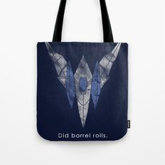 StarFox Hero Tote Bag