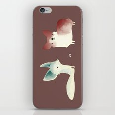 vs iPhone & iPod Skin