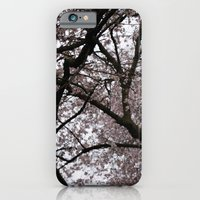 iPhone & iPod Case featuring Spring in London by Elise Tyv