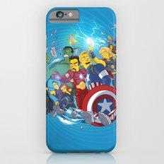 Superheroes Slim Case iPhone 6s
