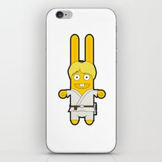 Sr. Trolo / luke skywalker iPhone & iPod Skin