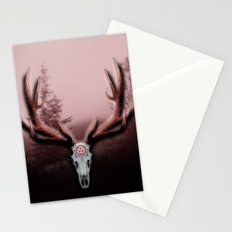 C-2 Horns Stationery Cards