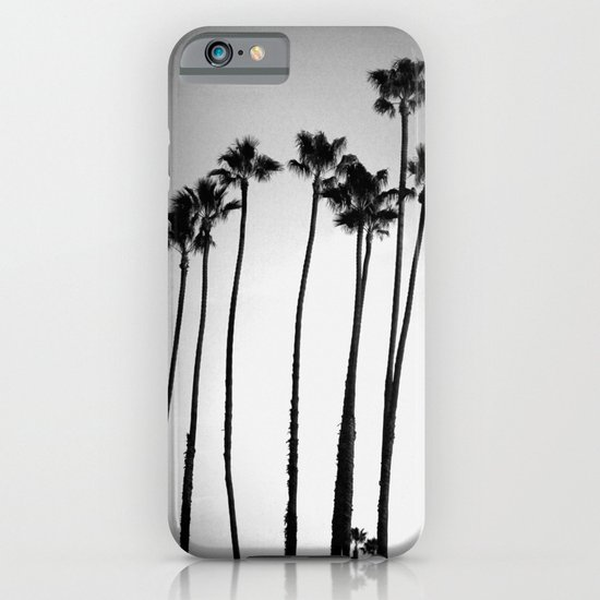 palm trees land iPhone & iPod Case