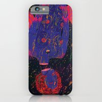 iPhone & iPod Case featuring uprainy by zansky