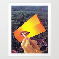 Pleasure Correlation Upg… Art Print