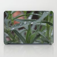 Rain Drops iPad Case