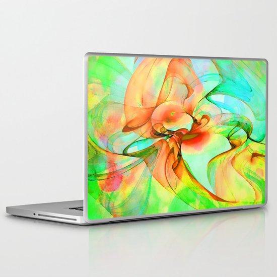 Dancing Veil 4 Laptop & iPad Skin