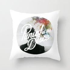 Panic! at the disco Throw Pillow