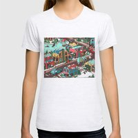 This Place Is A Zoo! Womens Fitted Tee Ash Grey SMALL