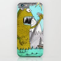 Sea Beast iPhone 6 Slim Case