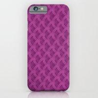 Pink Rings iPhone 6 Slim Case