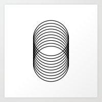 Grid 03 Art Print
