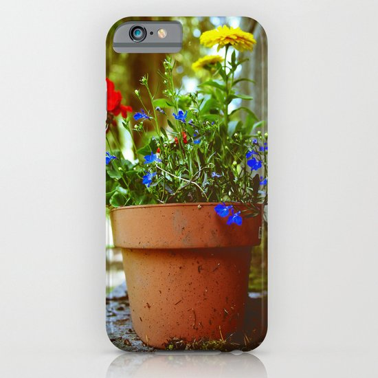 Spring details iPhone & iPod Case