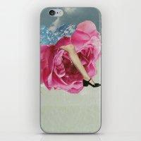 Rose Legs iPhone & iPod Skin