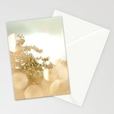 Spring Bokeh Stationery Cards
